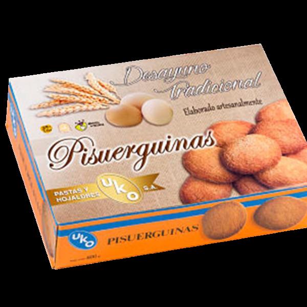 Pisuerguinas - Linea Buenos Desayunos - Pastas y Hojaldres Uko