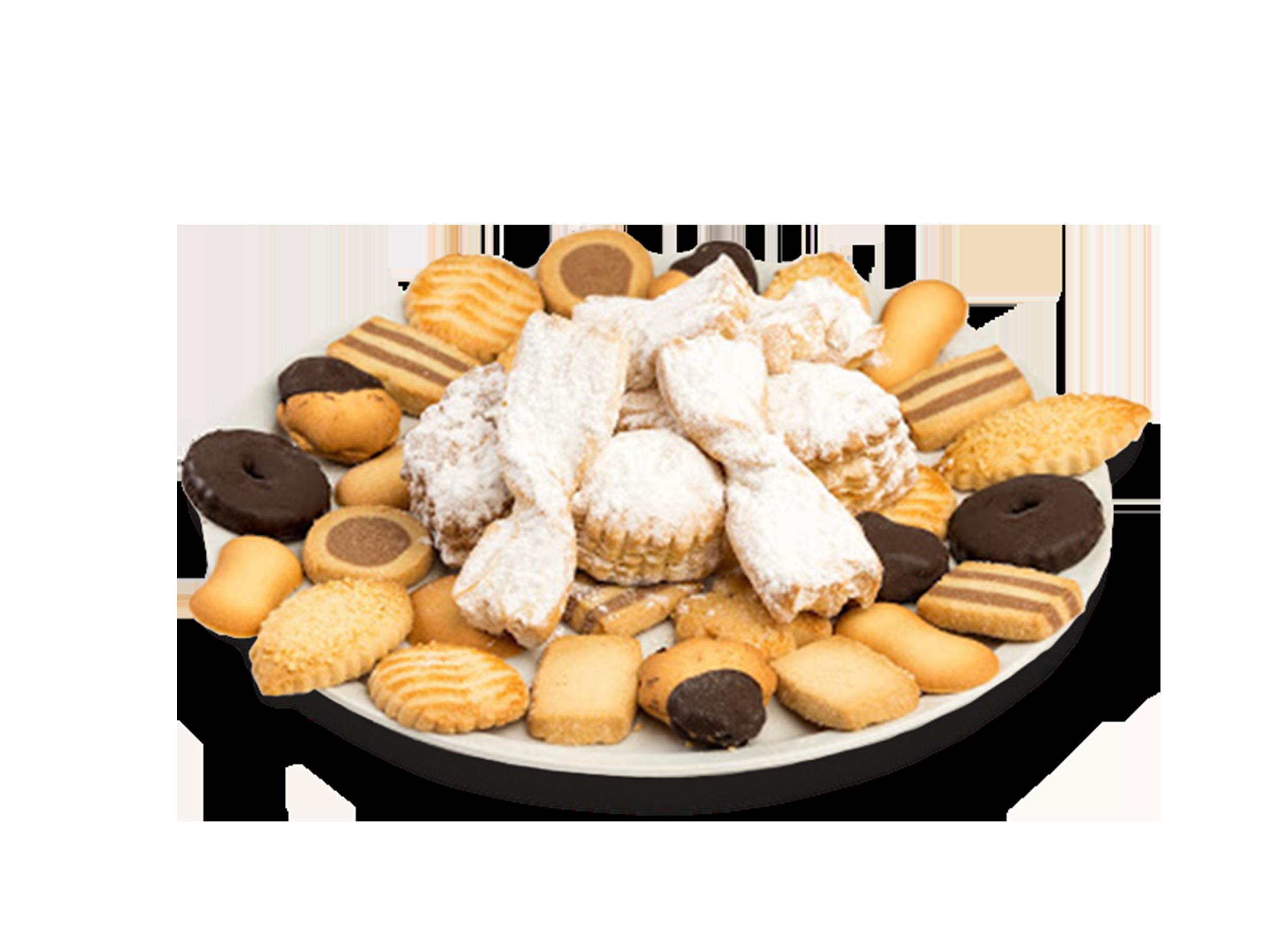 Pastas Finas de Té (A granel) -Linea Hosteleria - Pastas y Hojaldres Uko