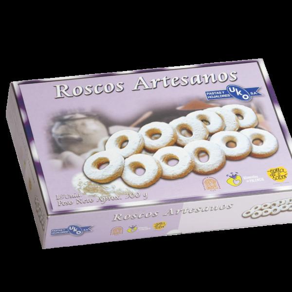 Roscos Artesanos Linea Buenos Desayunos Pastas y Hojaldres Uko