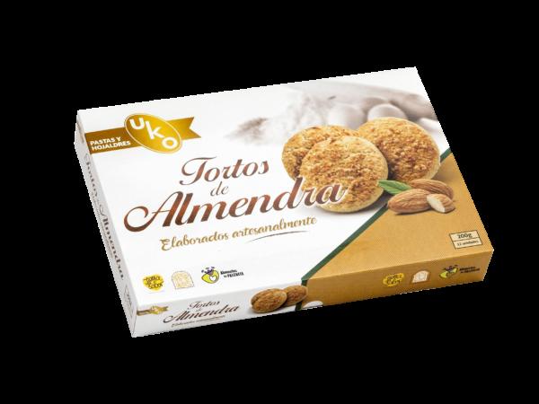 Tortos de Almendra - Linea Gourmet - Pastas y Hojaldres Uko