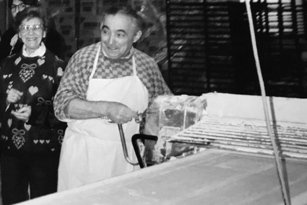 Pastas uko - tradición y dulzura