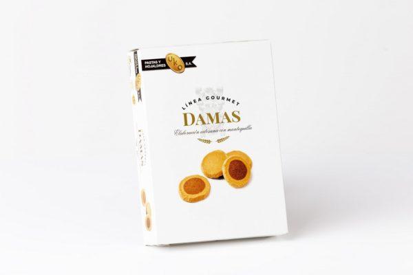Damas - Pasta Fina de Té Uko